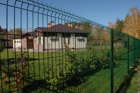 3D забор в Иркутске